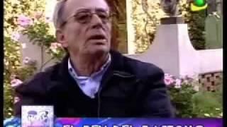 """Andrés Bedoya Ugarteche (la Ortiga)  entrevistado por """"Enemigos Intimos"""" (1-3)"""