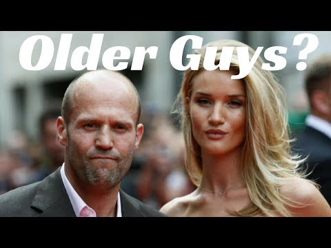 psychology of dating an older woman