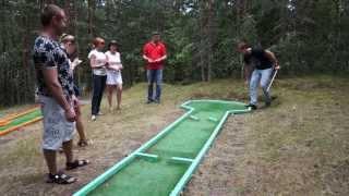 Турнир по мини-гольфу Делового клуба Chief Time