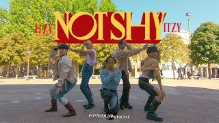 [KPOP IN PUBLIC CHALLENGE]ITZY - Not Shy || Dance Cover By PONYSQUAD (boys ver.)