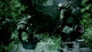 Battlefield: Bad Company 2 Walkthrough - Chapter 3: Upriver Part 1 HD