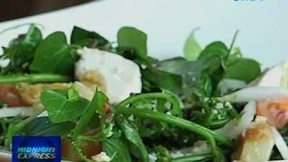 Saksi: Tatlong halamang damo, pinagsama-sama sa alugbati pako salad