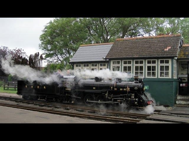 Romney, Hythe & Dymchurch Railway | Dampfgeschichten aus Südengland