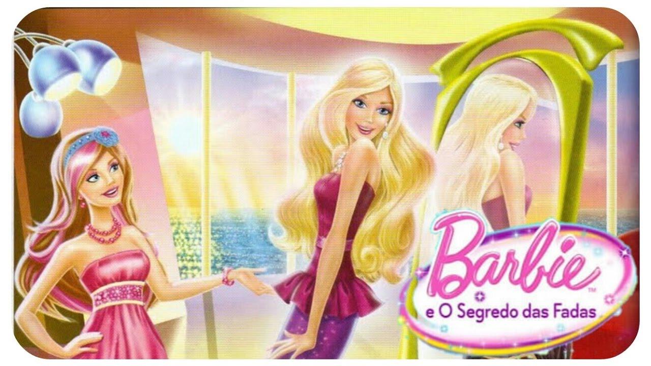 Barbie E O Segredo Das Fadas Filme Completo 2011 Youtube