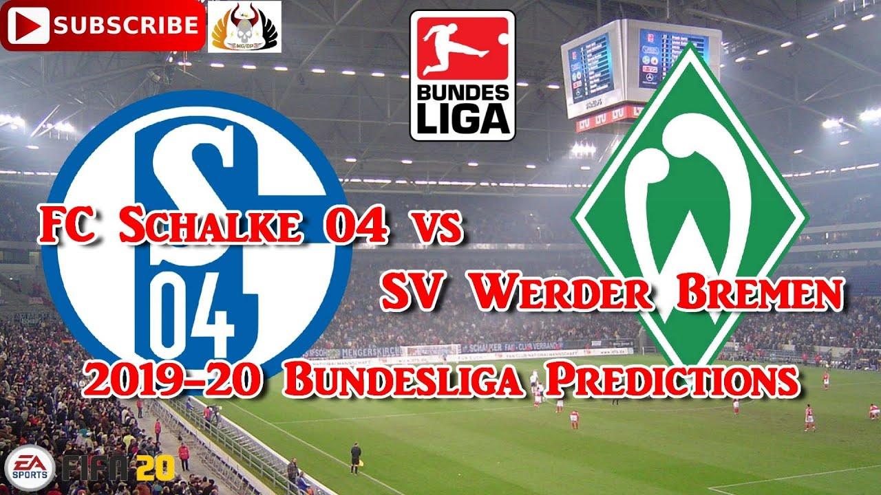 Schalke Vs Bremen