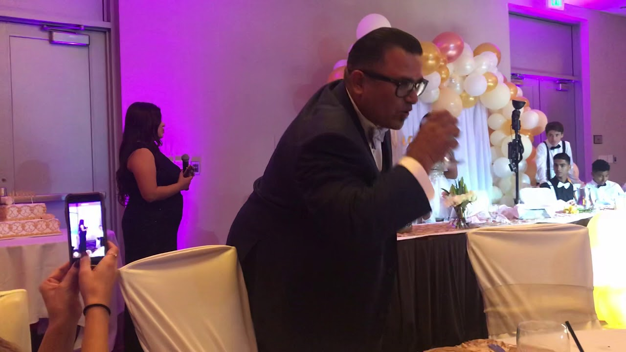 A tribute to Victoria at her Sweet 16