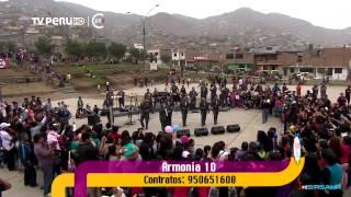 ARMONIA 10 DOMINGOS DE FIESTA TV PERU 19 JULIO 2015 (COMPLETO)