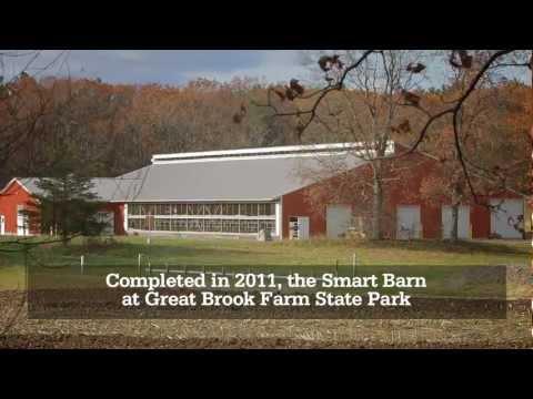 Great Brook State Farm Park Smart Barn