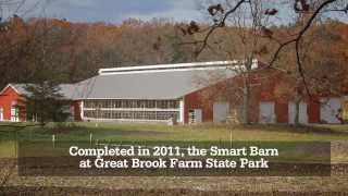 Great Brook State Farm Park Smart Barn