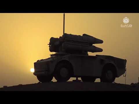حراس السماء قوات الدفاع الجوي الملكي السعودي