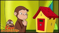 Coco der Neugierige | Coco und die Kuckucksuhr | Cartoons für Kinder