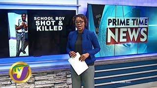 TVJ News: Teen Shot & Killed - February 10 2020