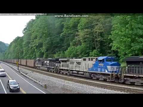 Best of This Week on Railstream Ep.14! Chessie B30-7, Lightning Takes out Cam, and More!