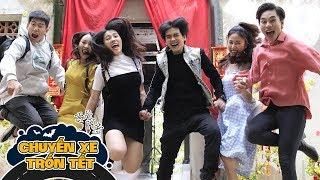 CHUYẾN XE TRỐN TẾT | NHỮNG CẢNH PHIM CHƯA CÔNG CHIẾU | Phim Hài Tết LA LA SCHOOL 2020