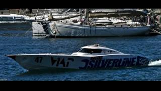 BULLET OFFSHORE RACING POWERBOAT