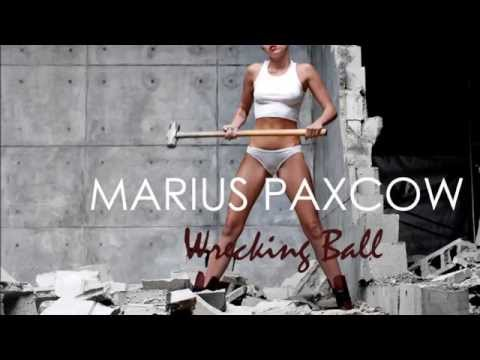Miley Cyrus - Wrecking Ball (Pop punk cover by Marius Paxcow)