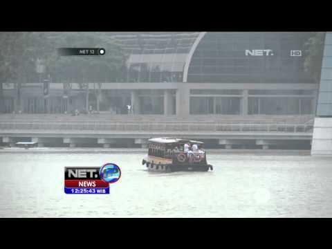 Live Report Pagelaran Balapan FI Di Singapura - NET12
