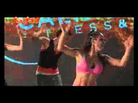 TodayTV | Giải Trí | VŨ ĐIỆU CUỘC SỐNG - Zumba Dance (phần 2)