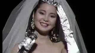 Watch Teresa Teng Ni Zhe Me Shuo video