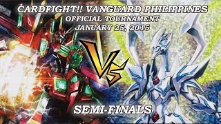 Raizer Vs Seeker - Cardfight!! Vanguard Philippines