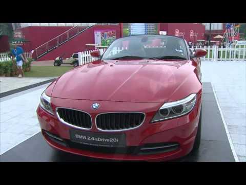 Star In Car Alan Harris BMW