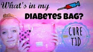 What's in my Diabetes Bag?