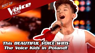Marcin Maciejczak's ROAD TO VICTORY in The Voice Kids Poland! 👏