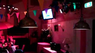 """Themafeest """"Op de Camping"""" bij Aktief Overijssel (Karaoke gedeelte)"""