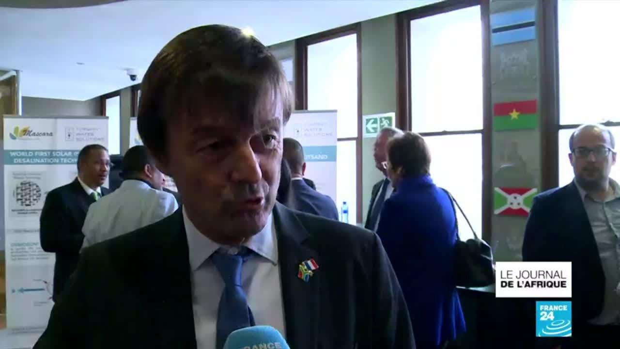 France-Afrique du sud : un partenariat contre le réchauffement climatique