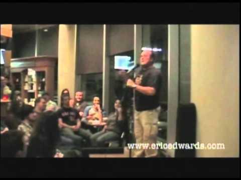 Eric Edwards Standup