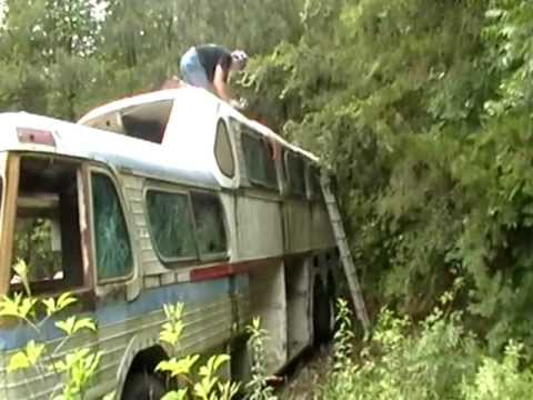 Scenicruiser PD4501-690 Cedar Town, GA. Part 1