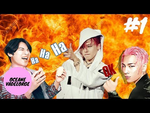 BIGBANG Funny Moments