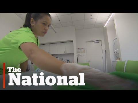 Nova Scotia's Shrinking Population Woes