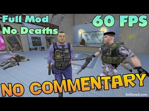 Half-Life: Opposing Force: A SOLDIER'S TALE - Full Walkthrough 【NO Commentary】