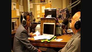 "DJ Sadiq Rahman with Prof.Herman van Olphen in ""Nostalgic with Sadiq"" KVRX 91.7 FM,Episode 2"