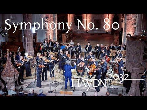 Haydn Symphony No. 80 | Giovanni Antonini | Kammerorchester Basel (Haydn2032 live)