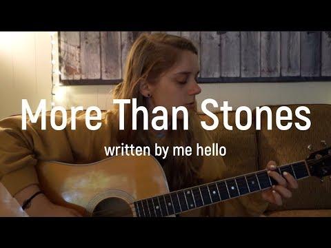 More Than Stones (original)