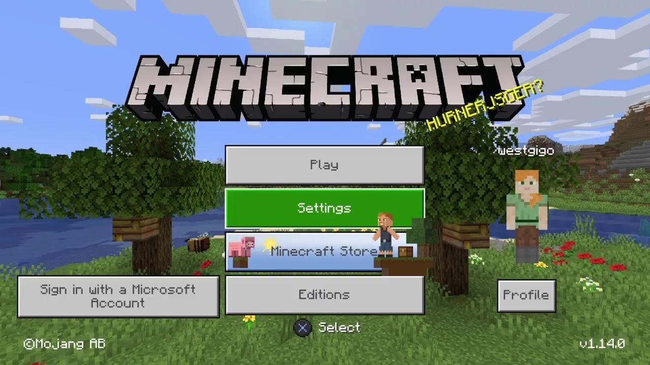Minecraft Bedrock Edition Login ~ Kristy Sherman