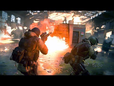 Cod modern warfare tournament
