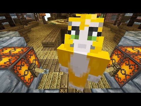 Minecraft Xbox - Naked Challenge - Battle Mini-Game