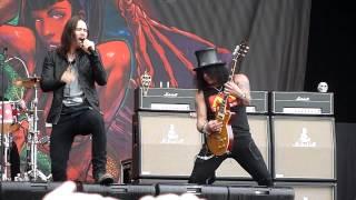 Slash - One Last Thrill (Gods Of Metal, Milan, 23.06.2012)