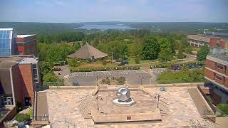Preview of stream Ithaca College Whalen Webcam