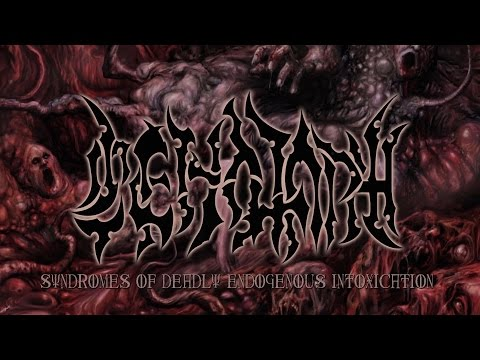 CENOTAPH - SYNDROMES OF DEADLY ENDOGENOUS INTOXICATION [SINGLE] (2017) SW EXCLUSIVE