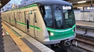 東京メトロ16000系49F我孫子発車