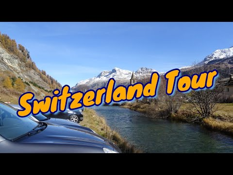 By Car Switzerland 2017