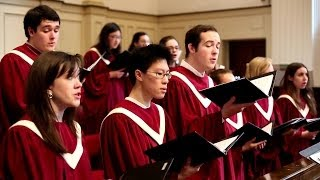 Jubilate - Collegiate Choir of University Baptist & UVA