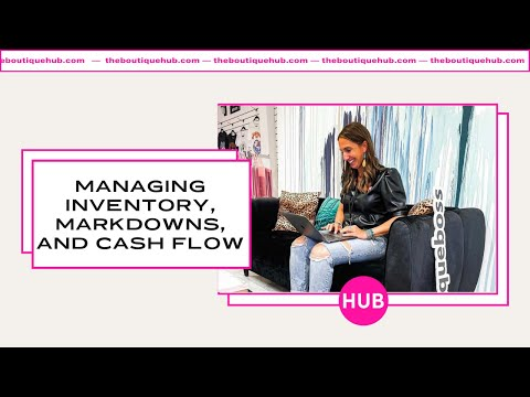 [Boutique Chat #2] Managing Inventory, Markdowns & Cash Flow for Boutiques | Meet Management One