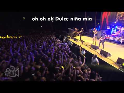 Slash (Ft. Myles Kennedy) - Sweet Child O' Mine - Subtitulado - Live Glastonbury 2010