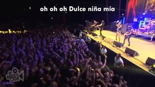 Slash (Ft. Myles Kennedy) - Sweet Child O' Mine - Subtitulado - Live Glastonbury 2010