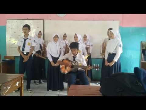 Musikalisasi Puisi Sunda - Lagu Manuk Dadali(Angklung) SMPN 26 Bandung